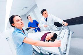 Diplomado en medicina de urgencias