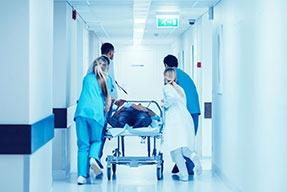 Diplomado en urgencias en emergentología para enfermería