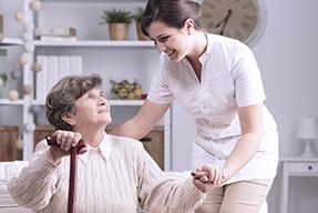 Cuidados en el enfermo de Alzheimer y otras demencias